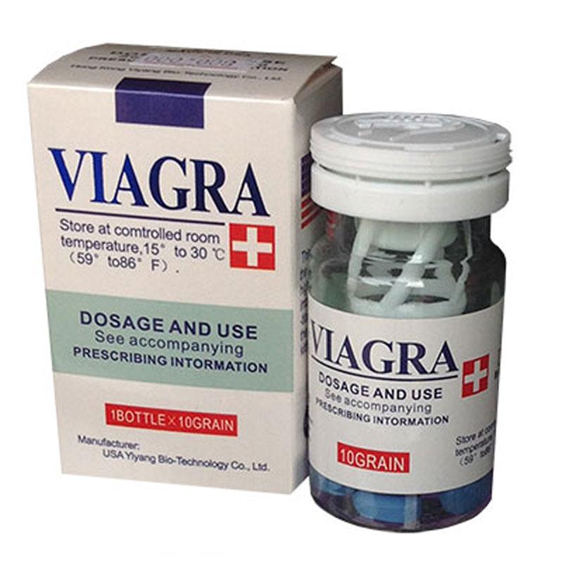 Phân phối Thuốc tăng cường dương nam Viagra Mỹ