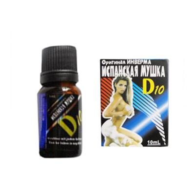 Phân phối Thuốc kích dục nữ D10