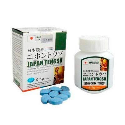 Phân phối Thuốc tăng cường sinh lý thảo dược Japan Tengsu nhật