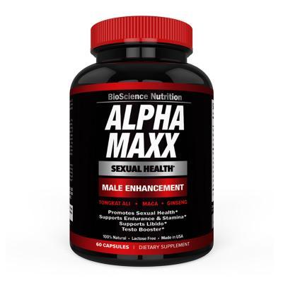 Phân phối Thuốc tăng kích cỡ dương vật Alpha MAXX USA chính hãng